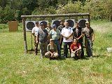 Okresná strelecká liga, 2.kolo, 25.5.2014