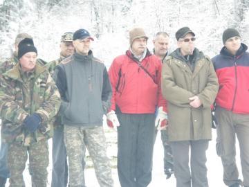 Vianočný pretek 2012